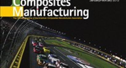 """Structure, Sport, Style"", in Composites Manufacturing, Janaury 2012"