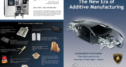 """The Era of Additive Manufacturing"", STRATASYS Brochure"